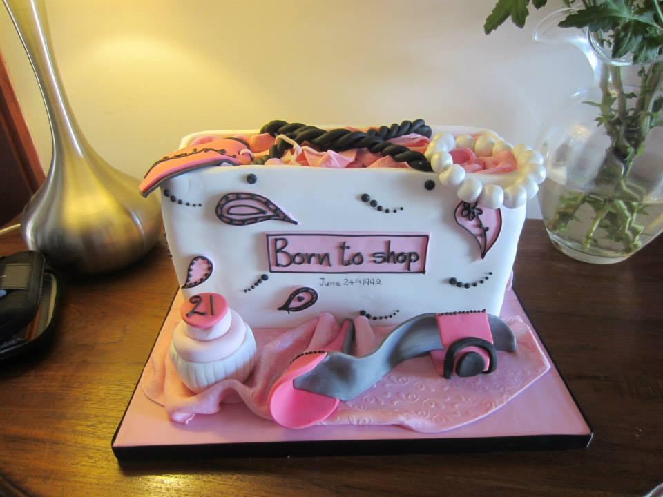 Female Cakes Celebration Stations