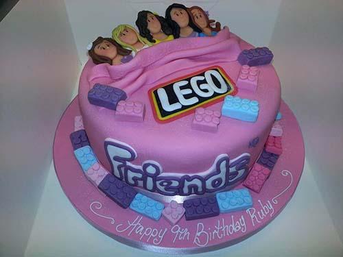 Superb Girls Cakes Celebration Stations Funny Birthday Cards Online Overcheapnameinfo