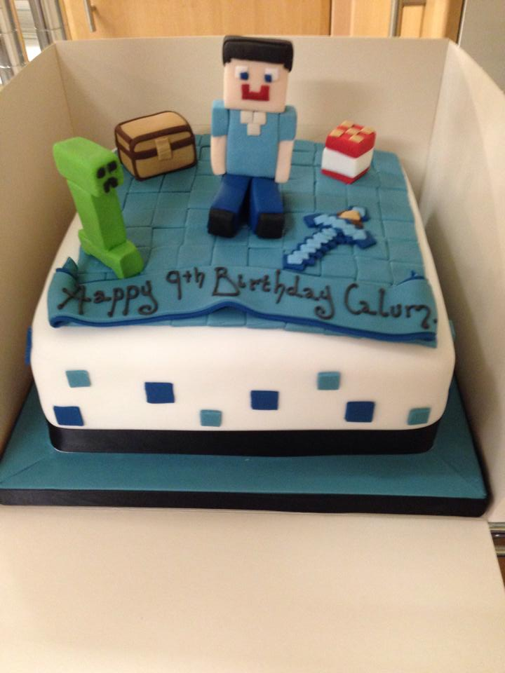 Boys Cakes Cupcake Back